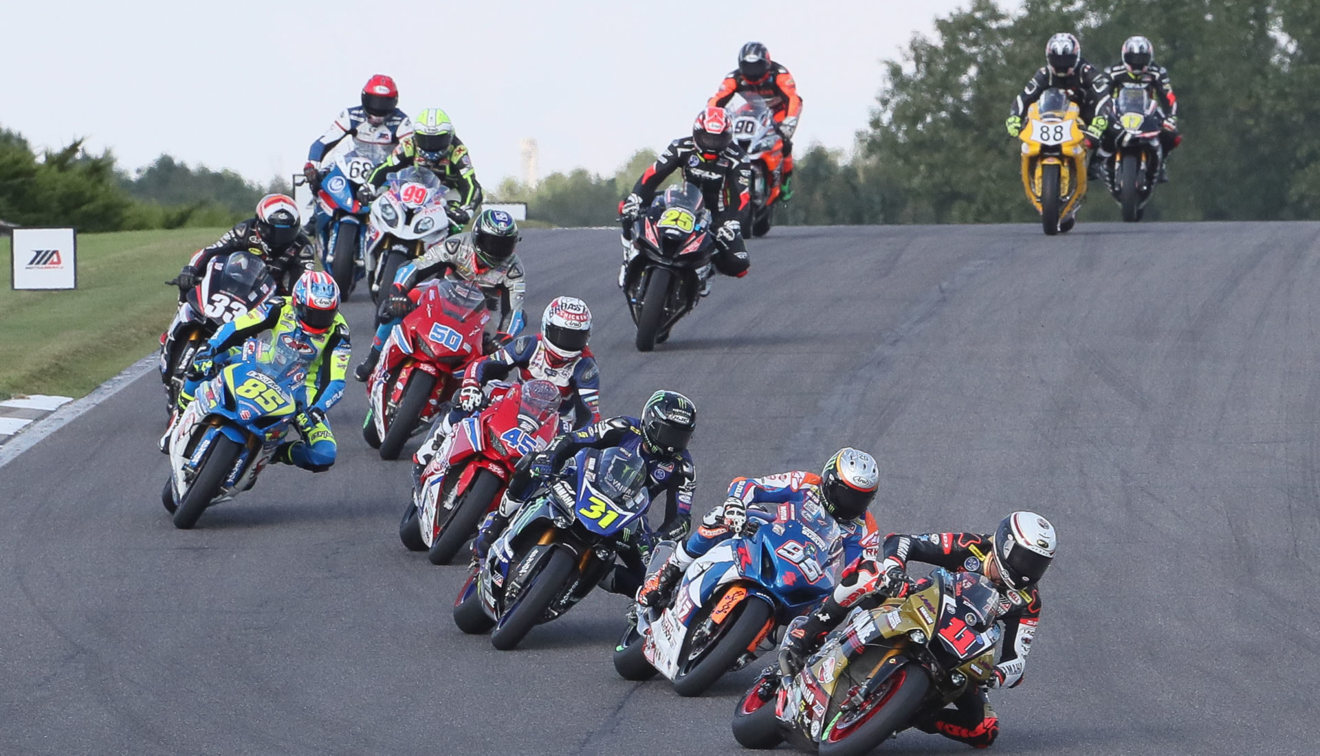 MotoAmerica: How To Follow The Action This Weekend At ...