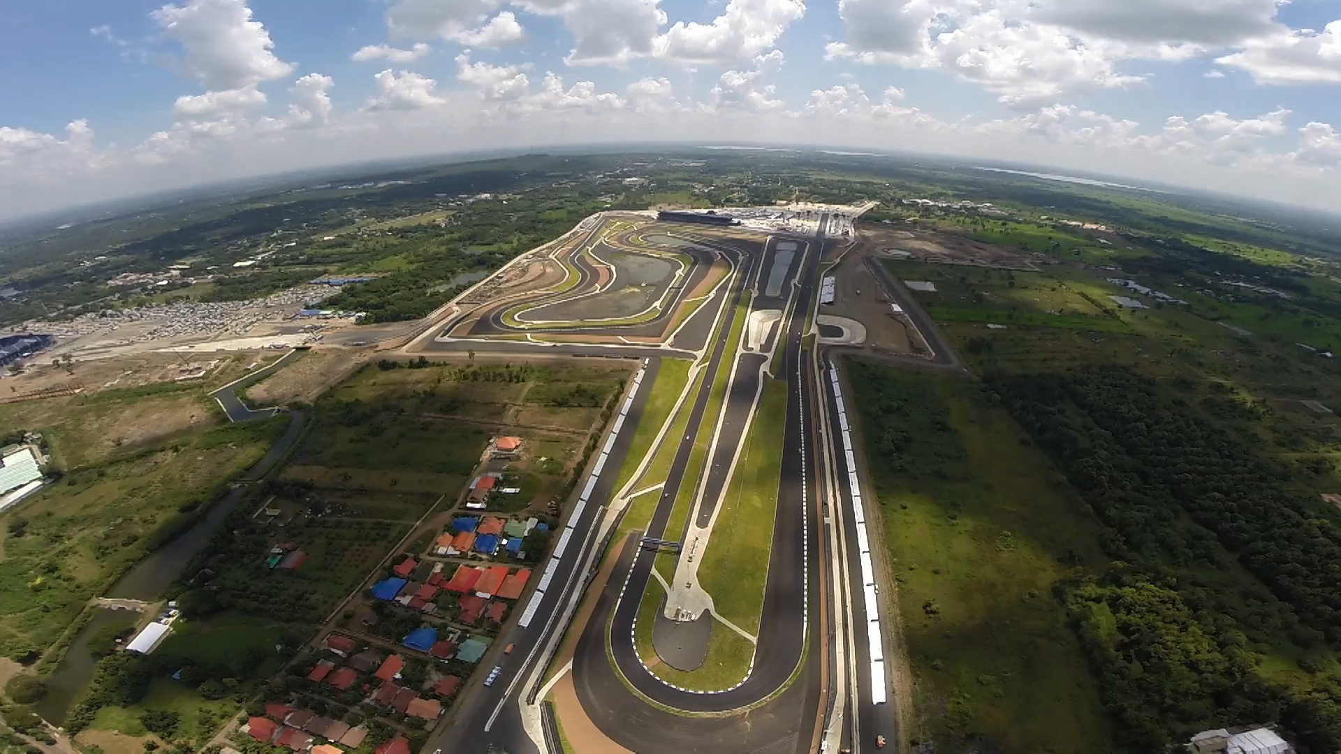 Chang International Circuit in Thailand.