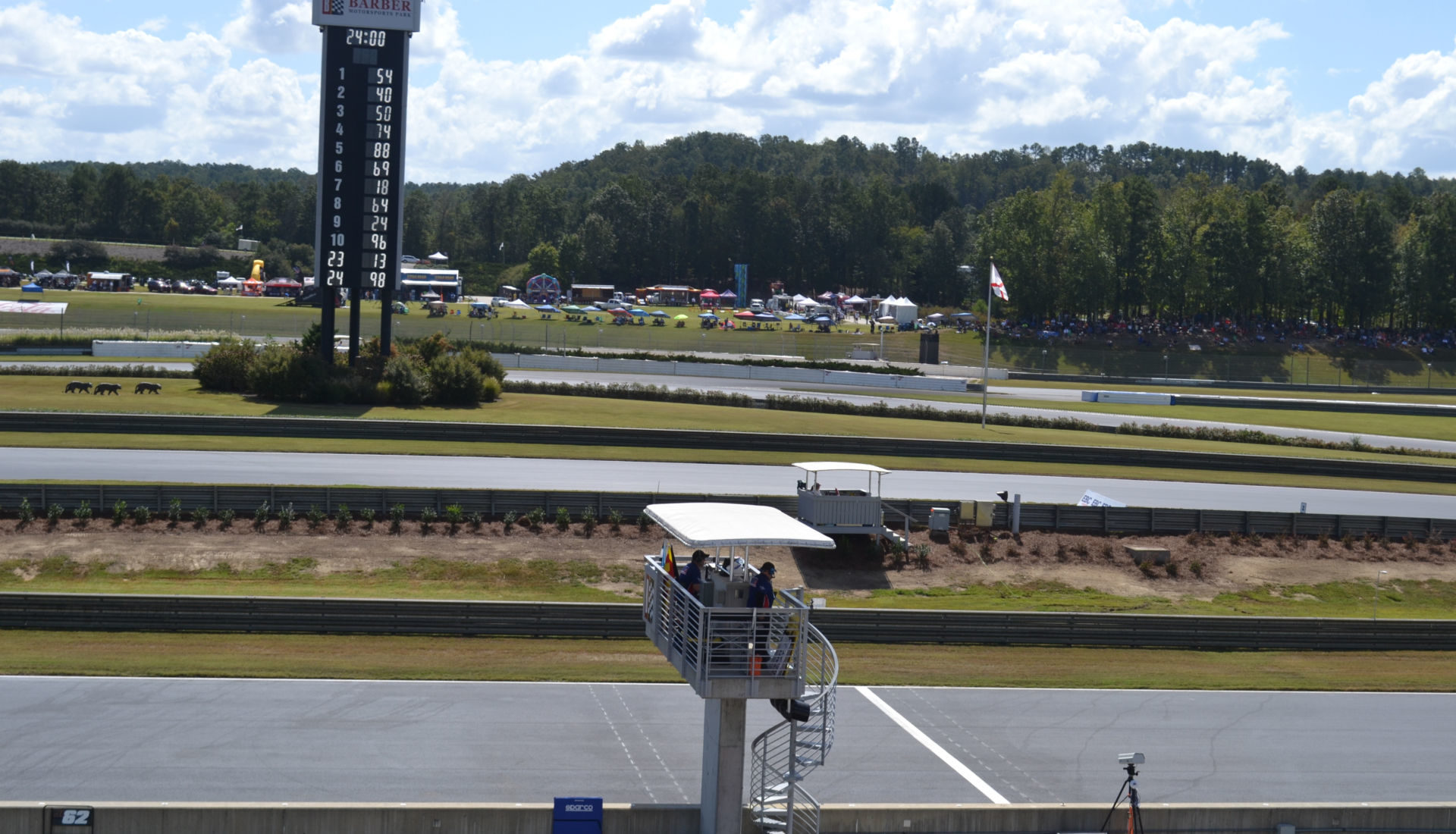 Barber Motorsports Park >> Motoamerica Superbike Race One Results From Barber