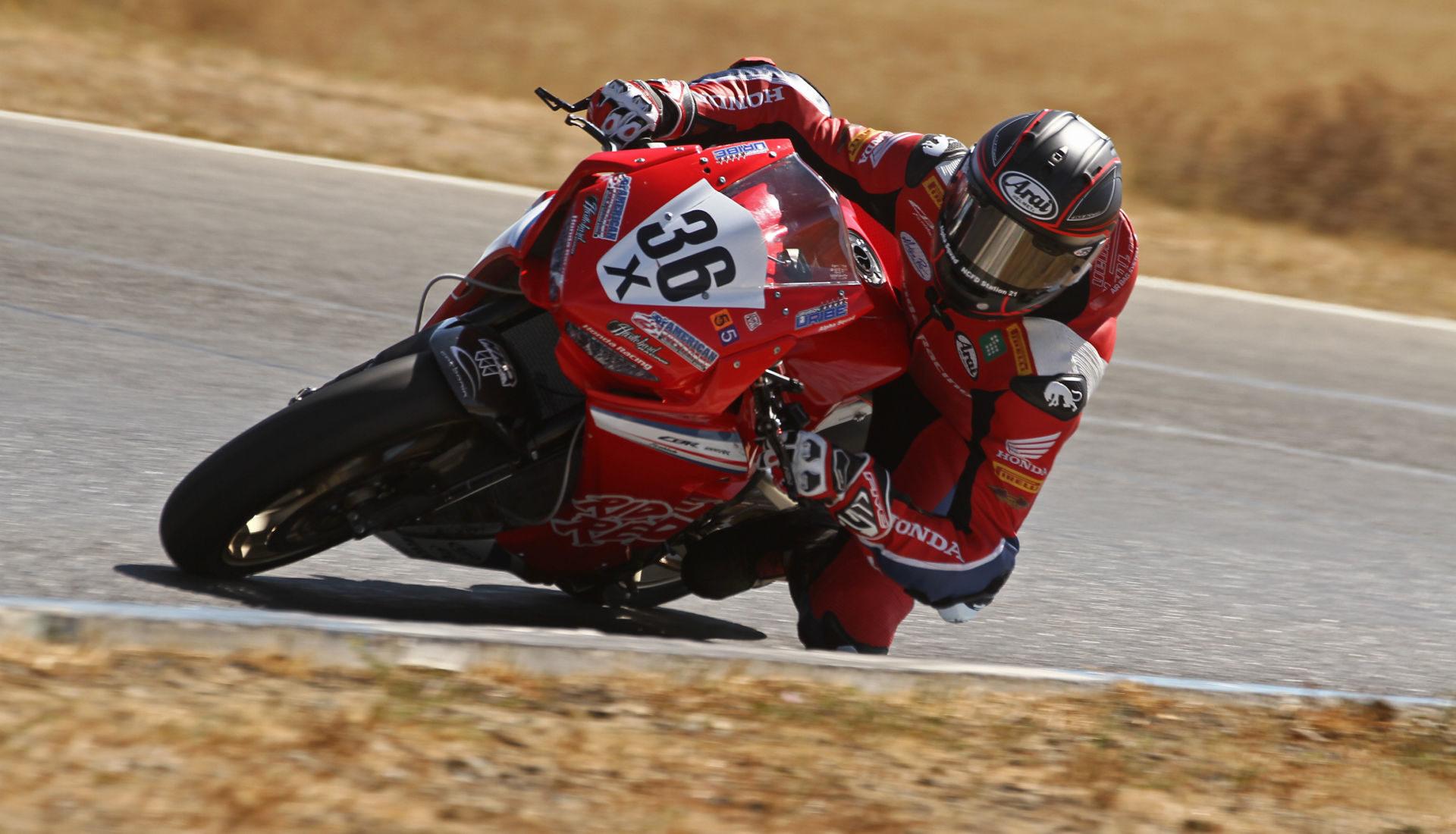 Jayson Uribe (36X). Photo courtesy of Jayson Uribe Racing.