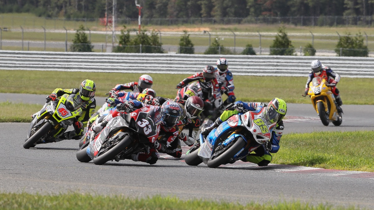 See all the MotoAmerica action on MotoAmerica Live+. Photo by Brian J. Nelson, courtesy of MotoAmerica.