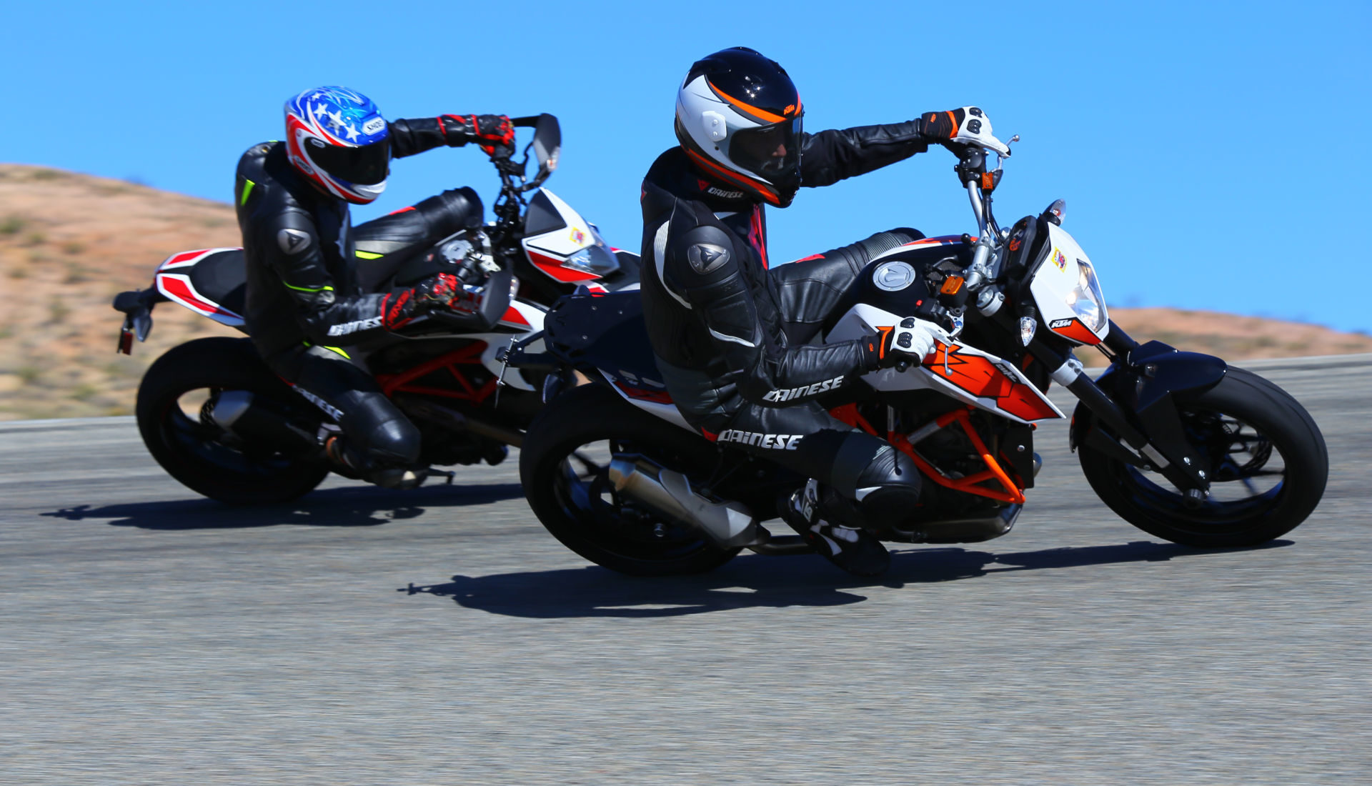 Riding motorcycles and other powersports-related activities amount to a $9.1 billion industry. Photo by etechphoto.com, courtesy of CLASS Motorcycle Schools.