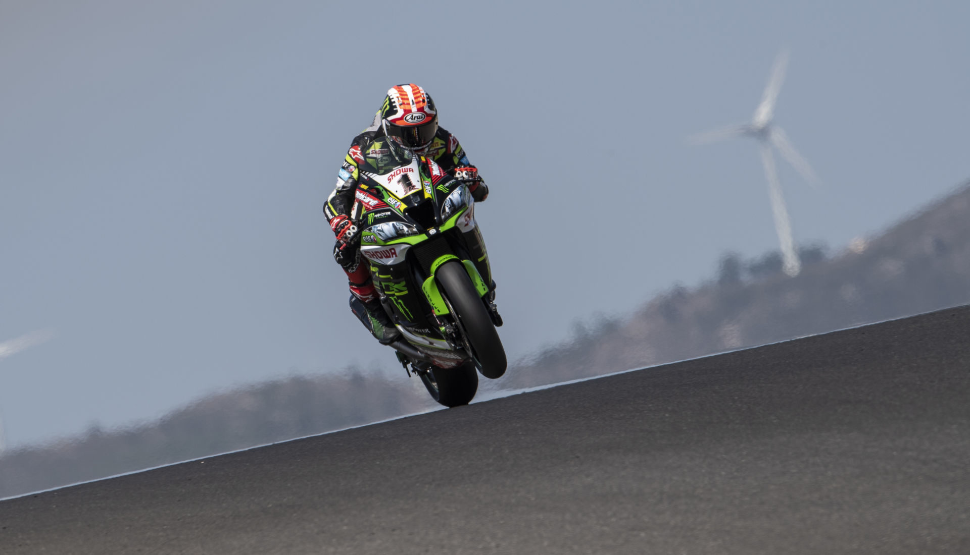 World Superbike: Jonathan Rea ...