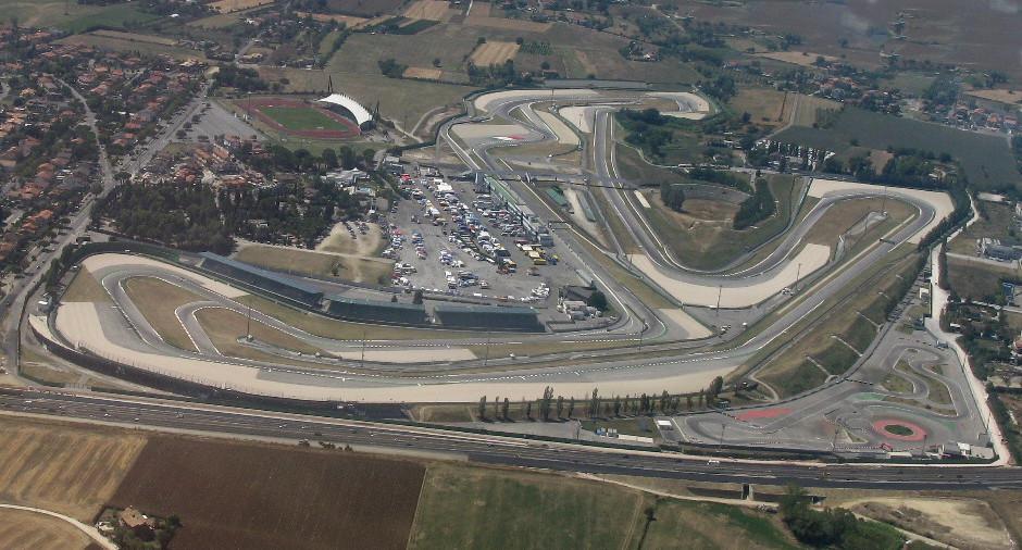 Misano World Circuit Marco  Simoncelli.