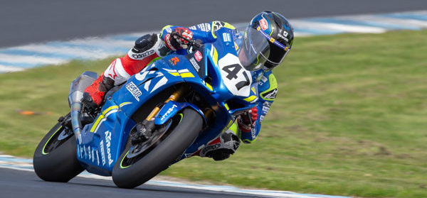Australian Superbike Wayne Maxwell