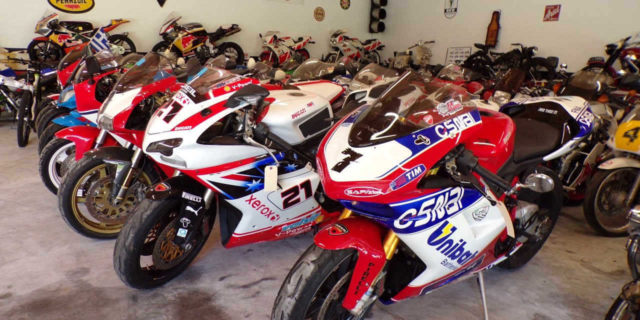 Auction November 9th Mavros Collection On The Block Saturday In Tampa Roadracing World Magazine Motorcycle Riding Racing Tech News