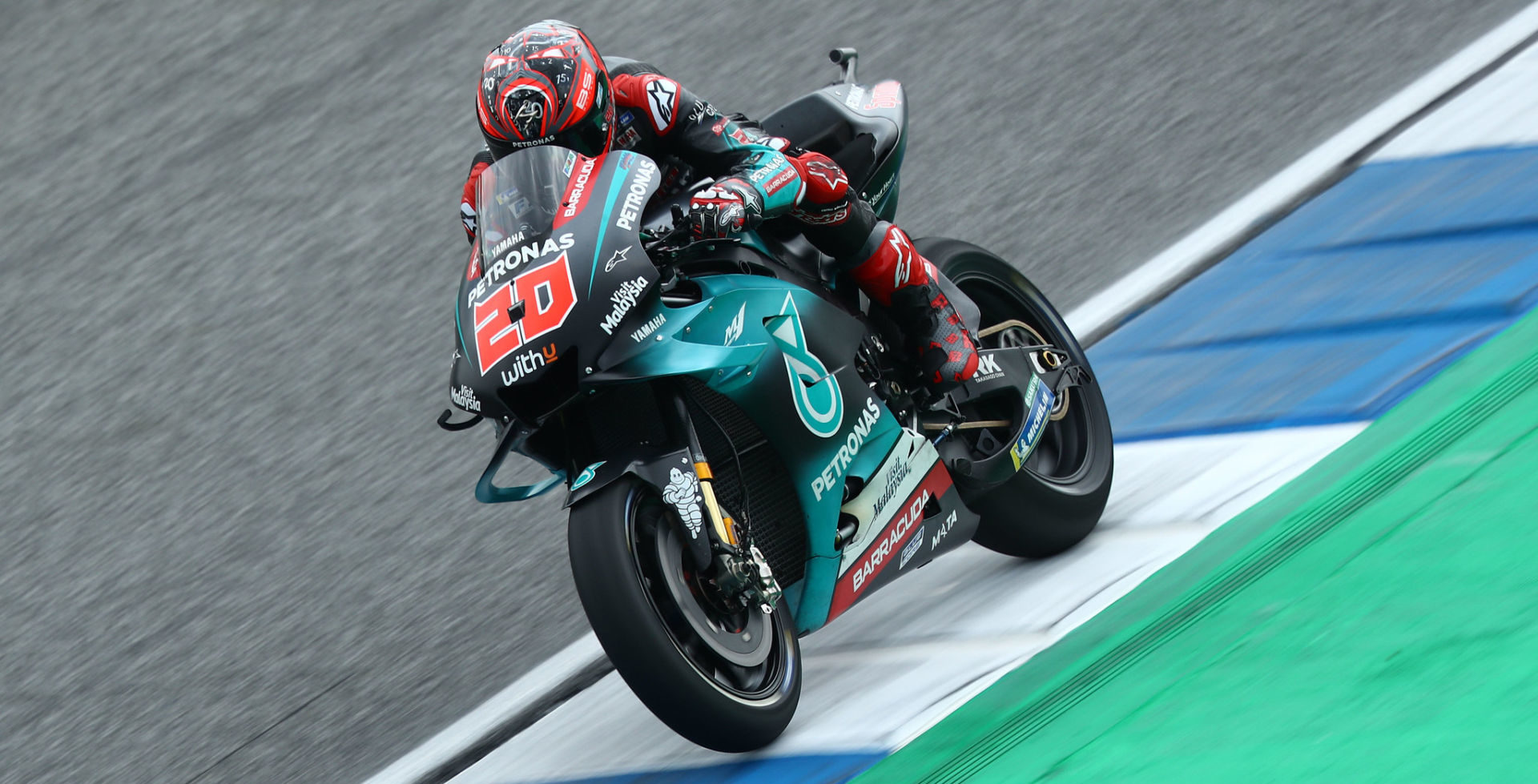 Motogp Fabio Quartararo Quickest Top 21 Separated By 1 5 Seconds In Fp2 In Thailand Roadracing World Magazine Motorcycle Riding Racing Tech News
