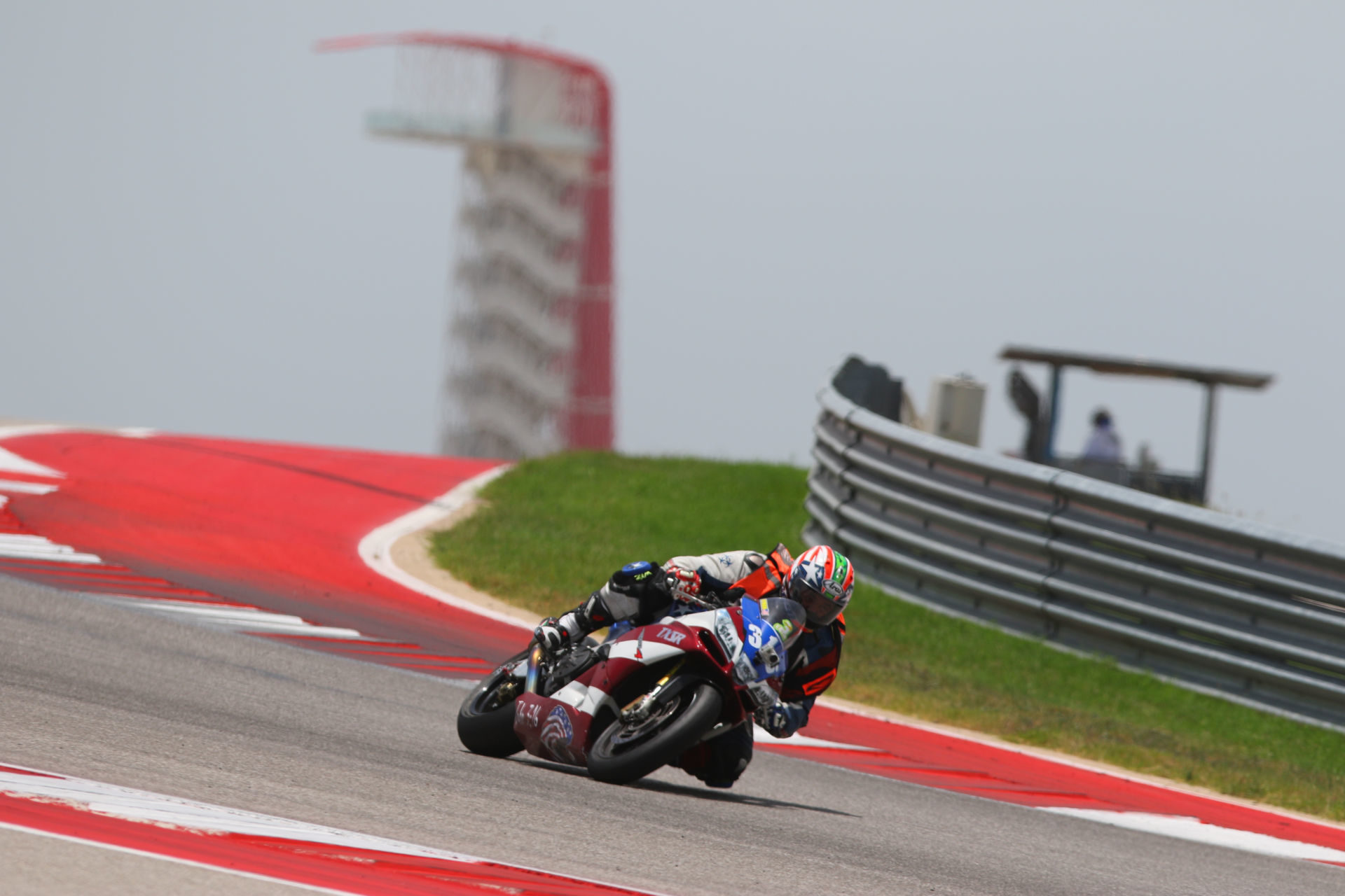 3:16 Trackdays owner Ignacio Pedregon III (316) in action at COTA. Photo by Hart Photography, courtesy of 3:16 Trackdays.