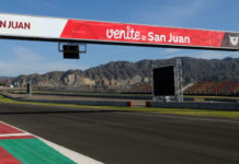 San Juan Villicum Circuit. Photo courtesy of Dorna.