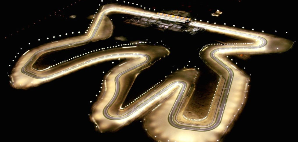 Losail International Circuit. Photo courtesy of Dorna.
