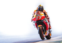 Marc Marquez (93). Photo courtesy of Repsol Honda.