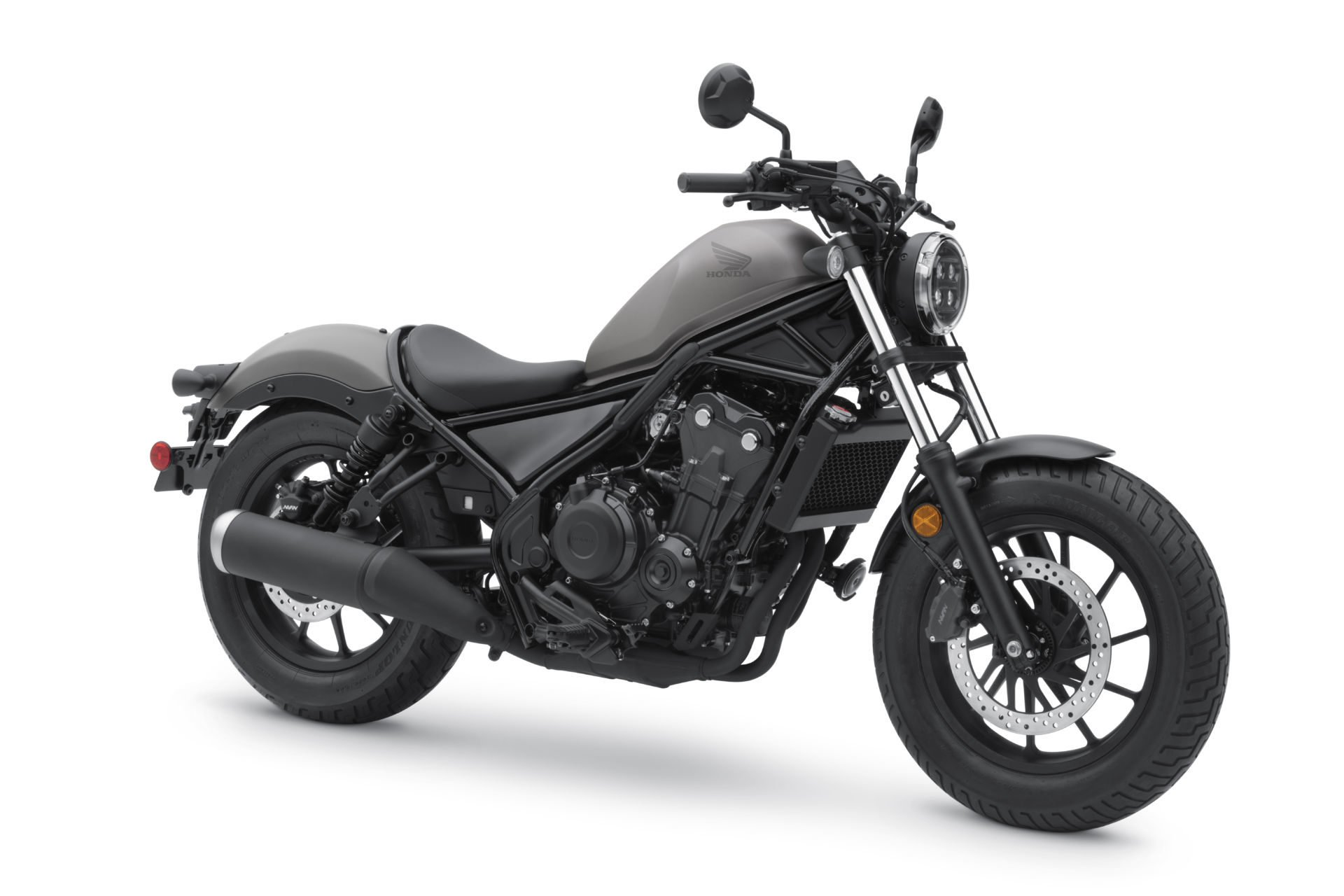 A 2020 Honda Rebel 500. Photo courtesy of American Honda.