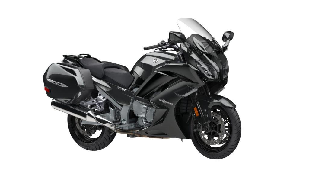 A 2020 Yamaha FJR1300ES. Photo courtesy of Yamaha Motor Corp., U.S.A.