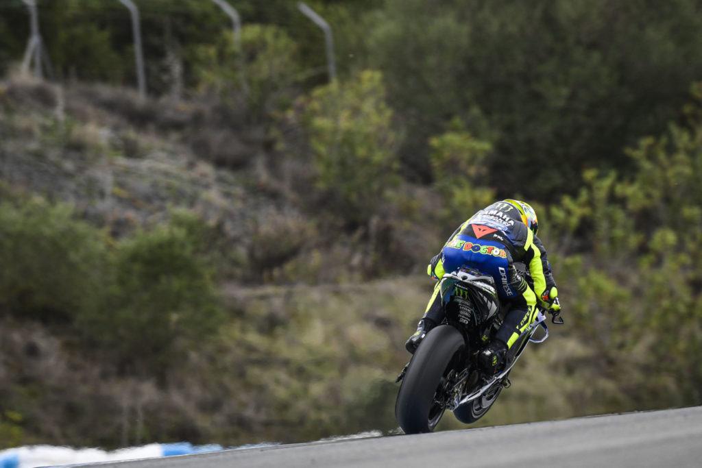 Valentino Rossi. Photo courtesy of Dorna/www.motogp.com.