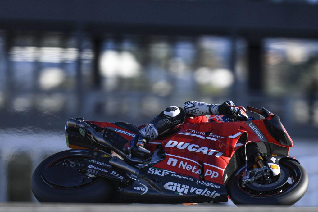 Andrea Dovizioso. Photo courtesy of Dorna/www.motogp.com.