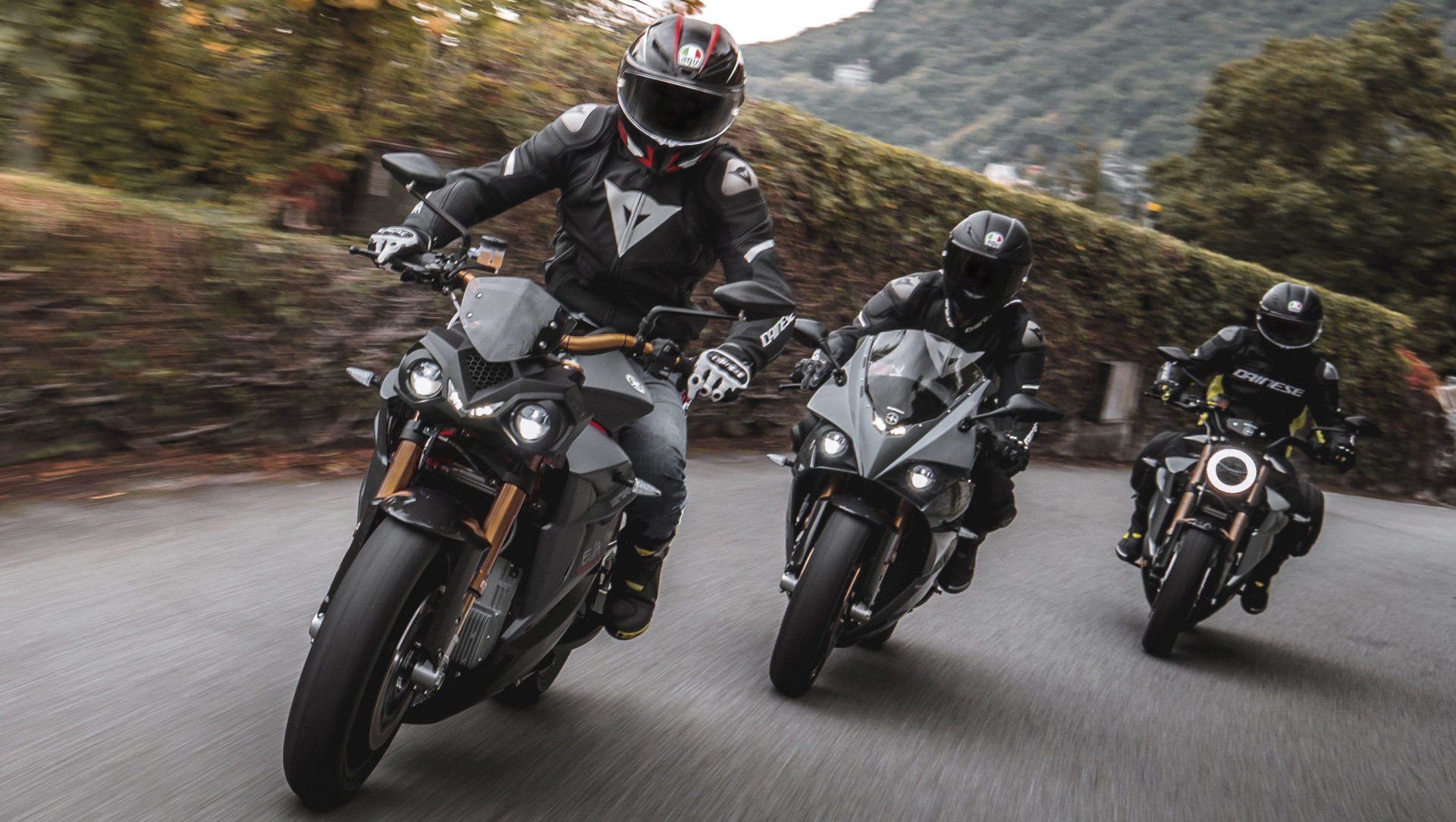 International Motorcycle Show 2020.Energica Bringing Its 2020 Electric Motorcycles News To Ims