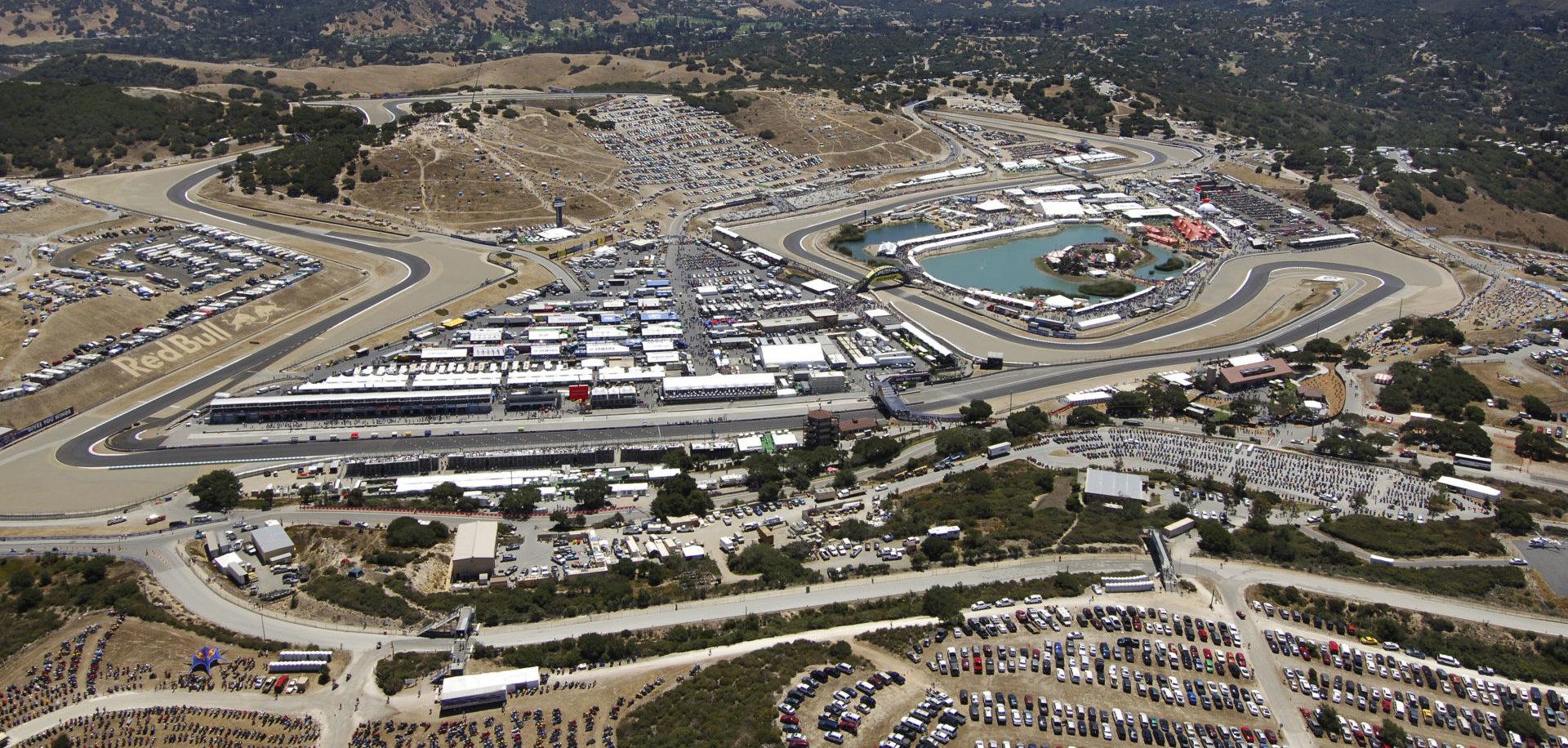 WeatherTech Raceway Laguna Seca. Photo courtesy of WeatherTech Raceway Laguna Seca.