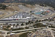 WeatherTech Raceway Laguna Seca. Photo courtesy WeatherTech Raceway Laguna Seca.