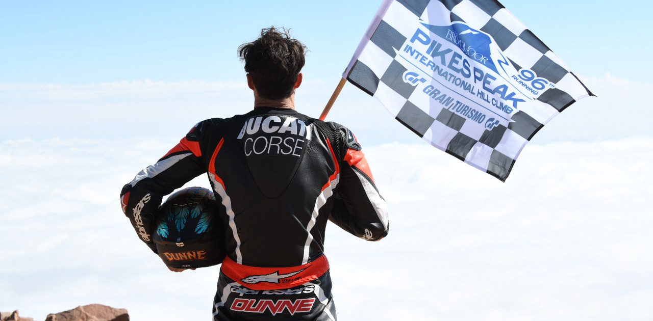 Carlin Dunne (R.I.P.). Photo courtesy of Ducati North America.