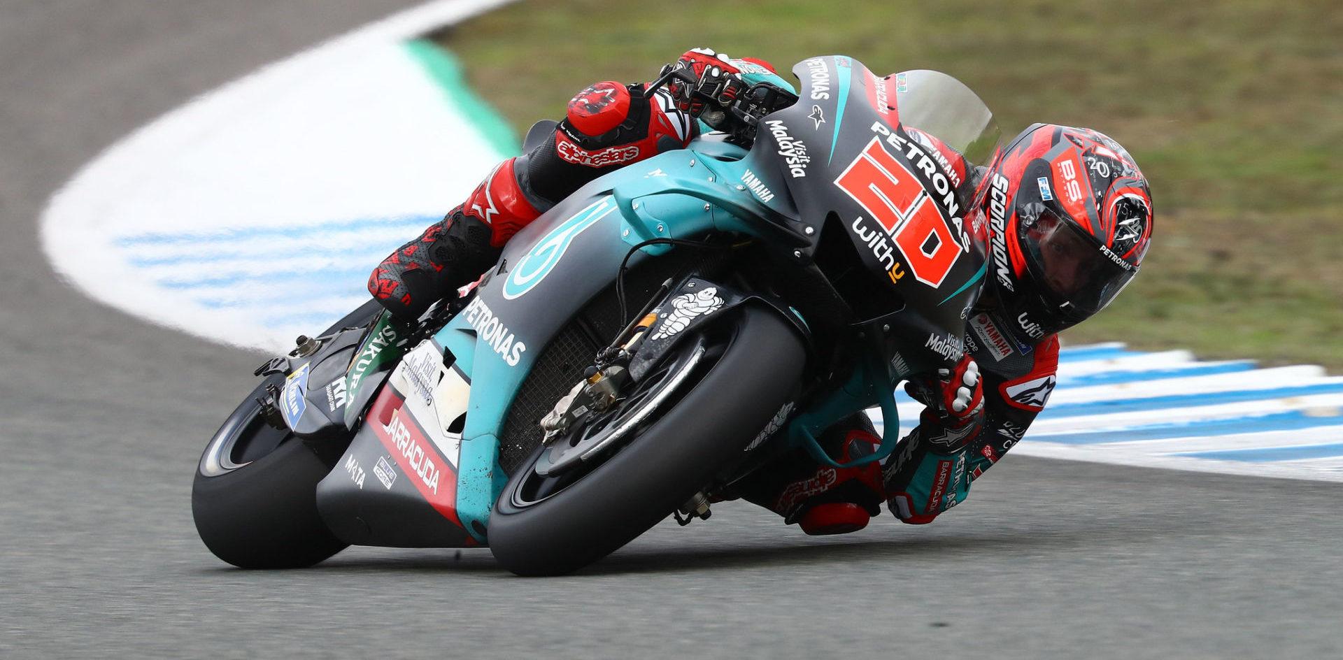 Motogp Quartararo Joining Vinales On Yamaha Factory Team In 2021 Roadracing World Magazine Motorcycle Riding Racing Tech News
