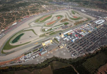 Circuito de la Comunitat Valenciana Ricardo Tormo. Photo courtesy of Michelin.
