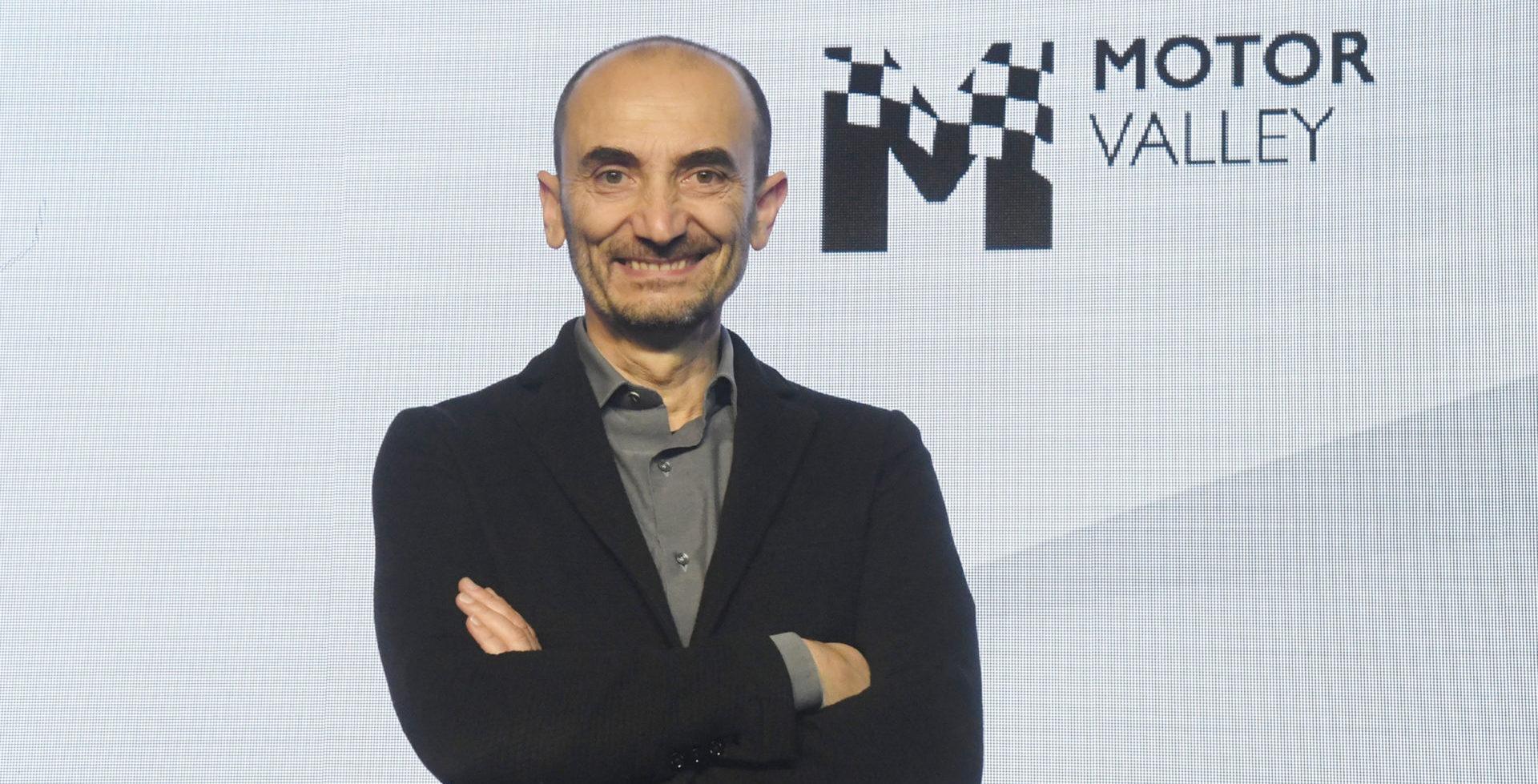 Claudio Domenicali.