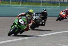 CCS racers in action at Homestead-Miami Speedway. Photo by Lisa Theobald, courtesy of CCS.