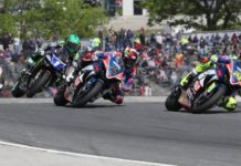 Portions of the 2020 Vintage Motofest have been moved to the MotoAmerica Superbike event weekend at Road America. Photo by Brian J. Nelson.