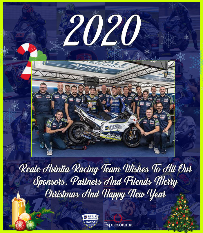 From the Reale Avintia Racing MotoGP team