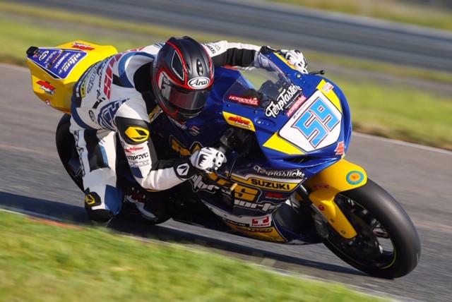 Jaret Nassaney (59). Photo courtesy of Altus Motorsports.