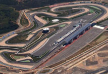 Autodromo do Internacional Algarve, in Portimao, Portugal. Photo courtesy of Dorna WorldSBK Press Office.