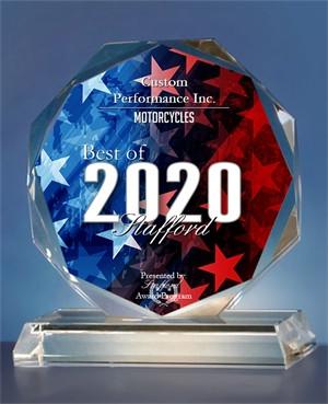 Custom Performance Inc Wins Local Business Award In Virginia Roadracing World Magazine Motorcycle Riding Racing Tech News