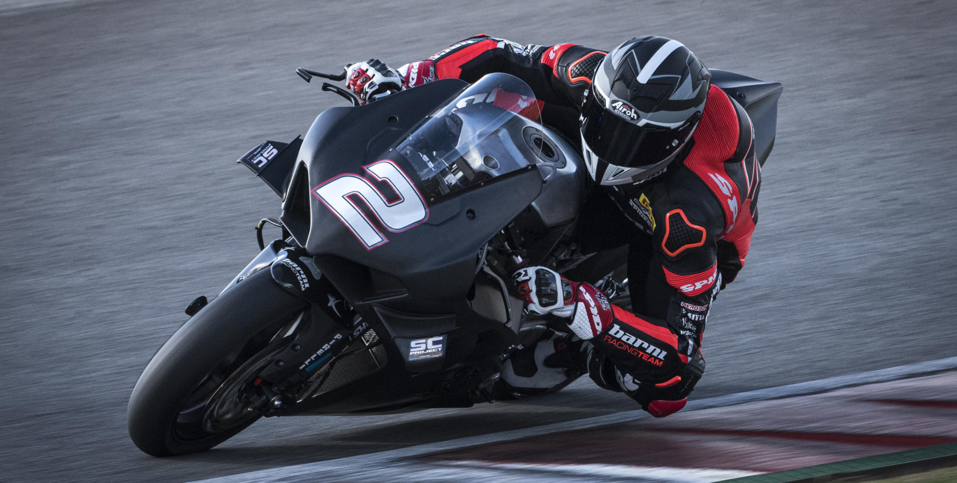 Leon Camier (2). Photo courtesy of Barni Racing Team.