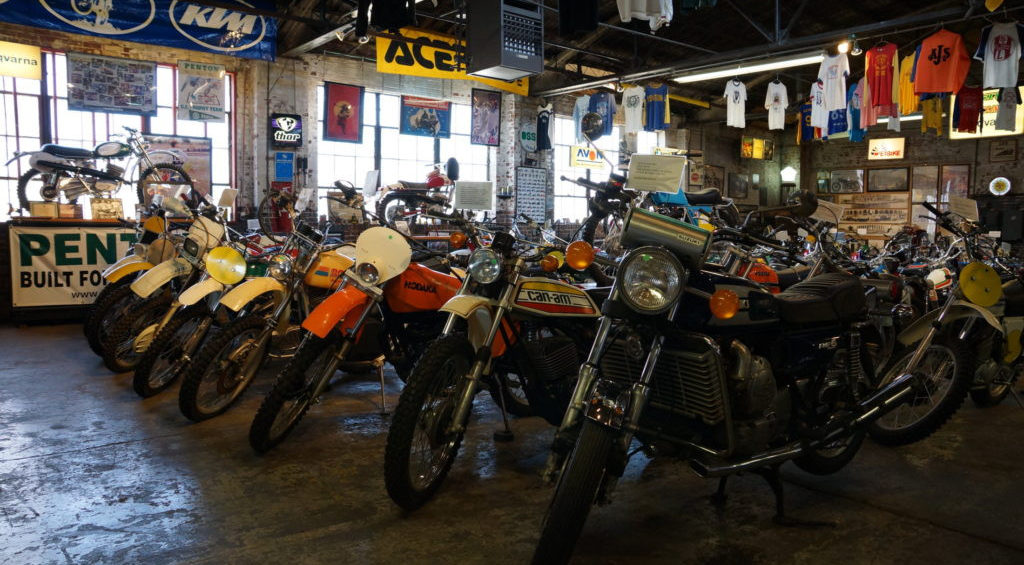 The Mungenast Classic Automobiles & Motorcycles Museum. Photo courtesy of Mungenast Classic Automobiles & Motorcycles Museum.