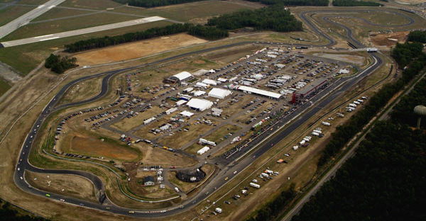 Thunderbolt Raceway at New Jersey Motorsports Park. Photo courtesy of NJMP.