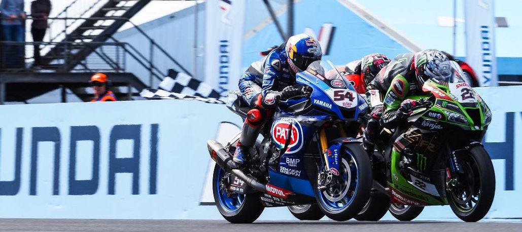 World Superbike Surprise Winner In R1