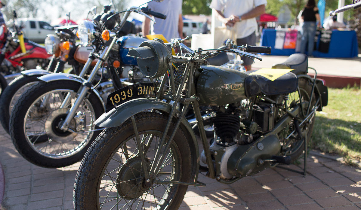 Classic Cycle Events will produce a motorcycle swap meet and show at WeatherTech Raceway Laguna Seca in conjunction with the MotoAmerica Superbike Speedfest at Monterey, July 10-12. Photo courtesy of MotoAmerica.