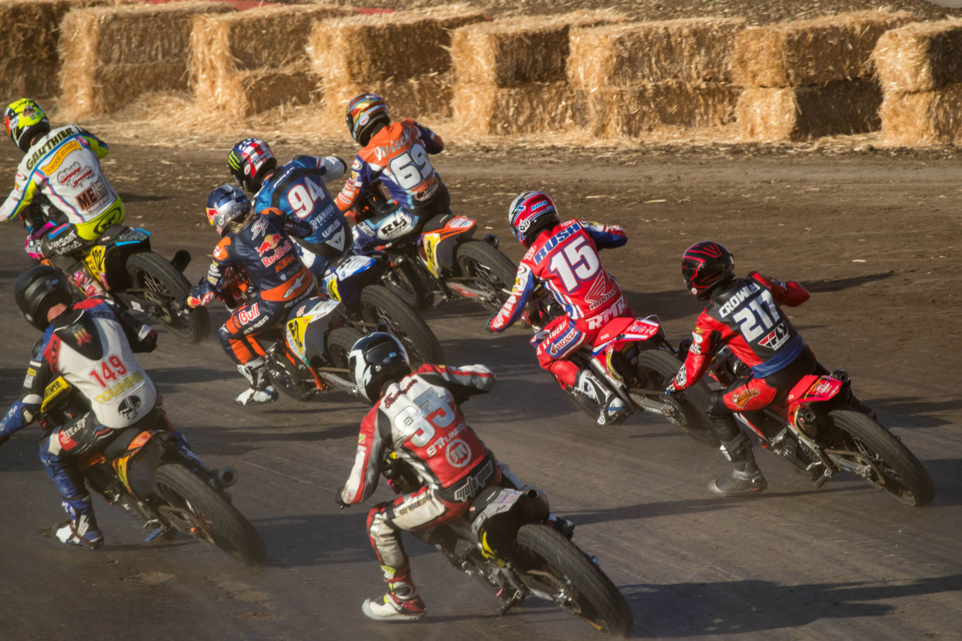 VP Racing Fuels has been named the Official Fuel Supplier and Performance Coolant of American Flat Track. Photo courtesy of AFT.