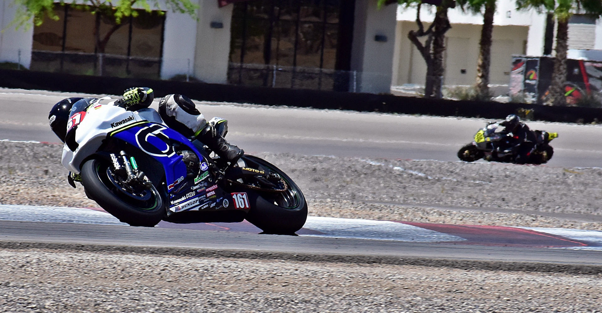 WERA racers in action at the Las Vegas Classic Course. Photo by Michael Gougis.