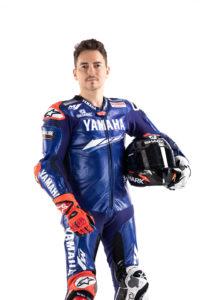 Jorge Lorenzo. Photo courtesy of Monster Energy Yamaha.