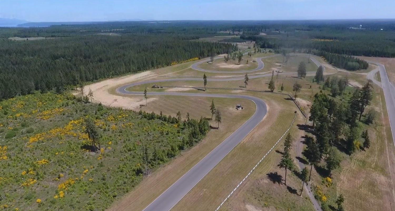 Ridge Motorsports Park. Photo courtesy of TrackTime.