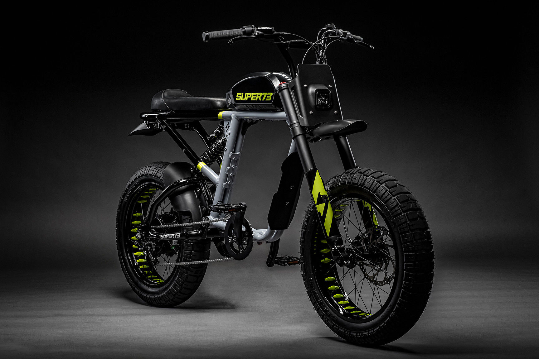 A SUPER73 R-Series electric bicycle. Photo courtesy of SUPER 73.