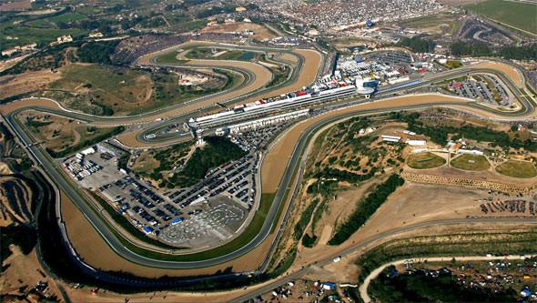 Circuito de Jerez - Angel Nieto. Photo courtesy of Michelin.