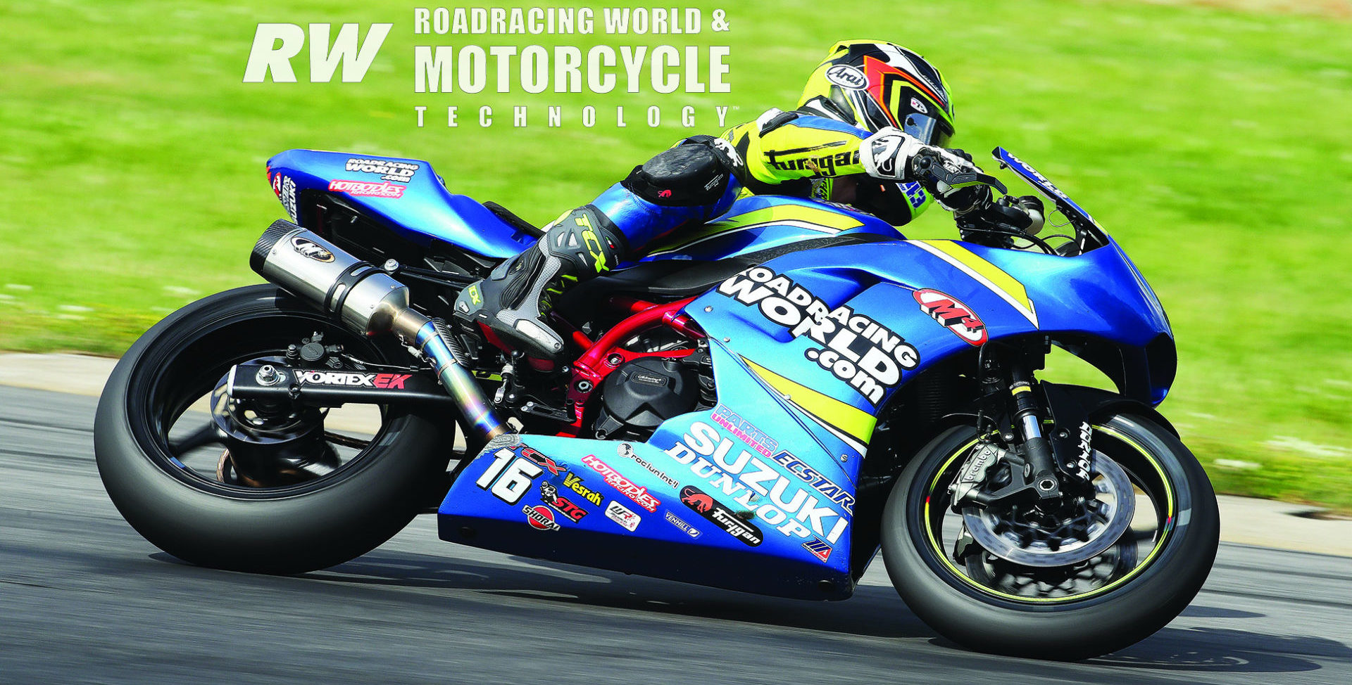 Suzuki Sv650 Project Bike Winning The Motoamerica Twins Cup Championship In The April Issue Roadracing World Magazine Motorcycle Riding Racing Tech News