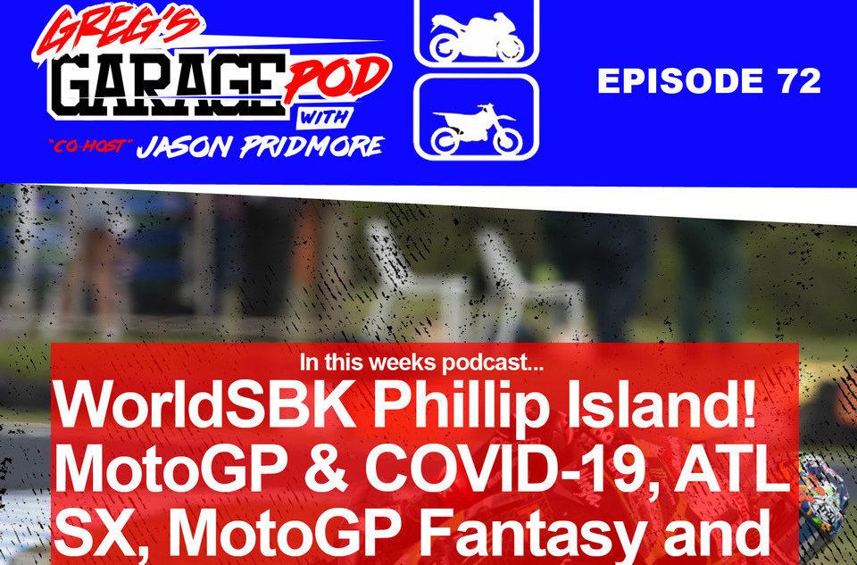 Image courtesy of Greg's Garage Pod.
