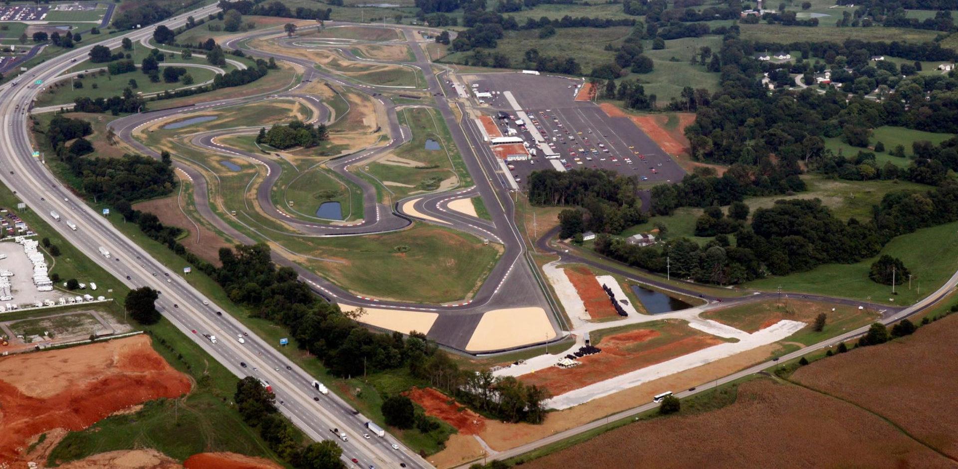 NCM Motorsports Park. Photo courtesy of NCM Motorsports Park.