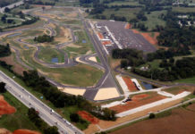 NCM Motorsports Park. Photo courtesy of NCM Motorsports Park.