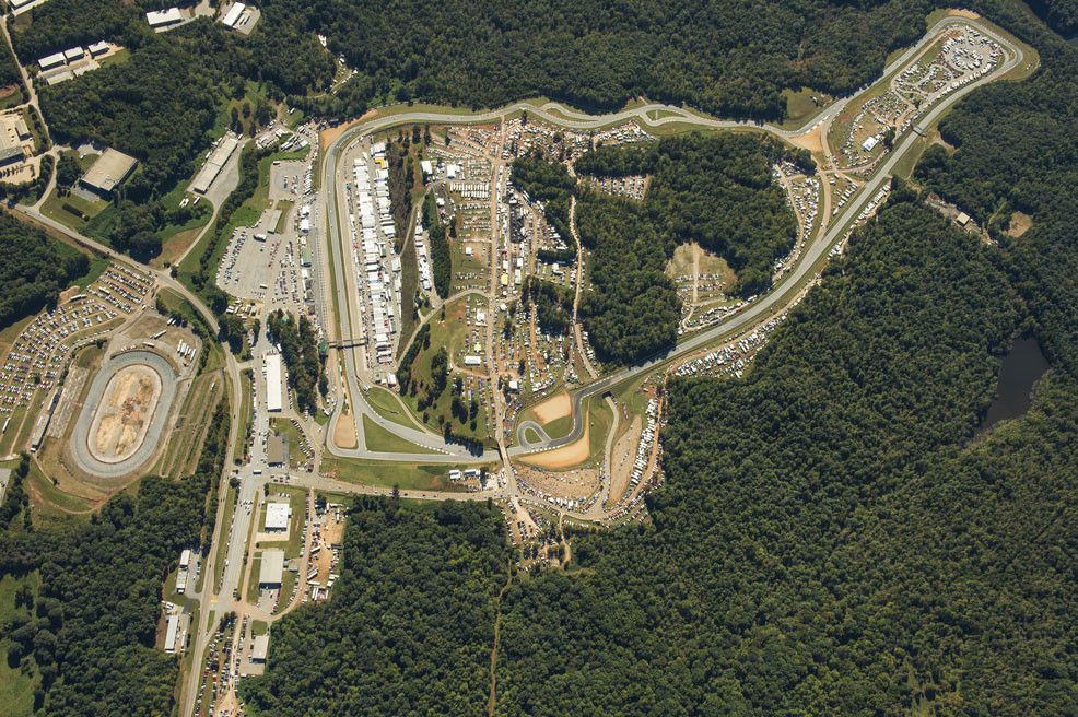 Michelin Raceway Road Atlanta. Photo courtesy of Michelin Raceway Road Atlanta.