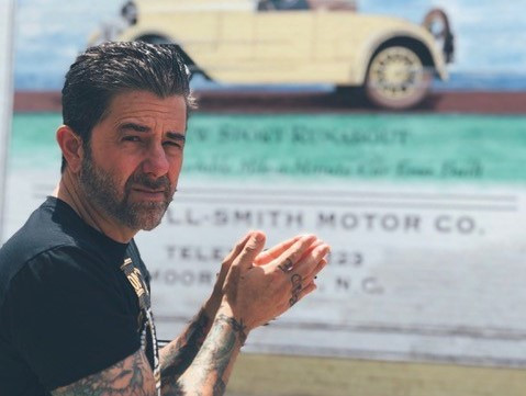 Riki Rachtman. Photo courtesy of AFT.