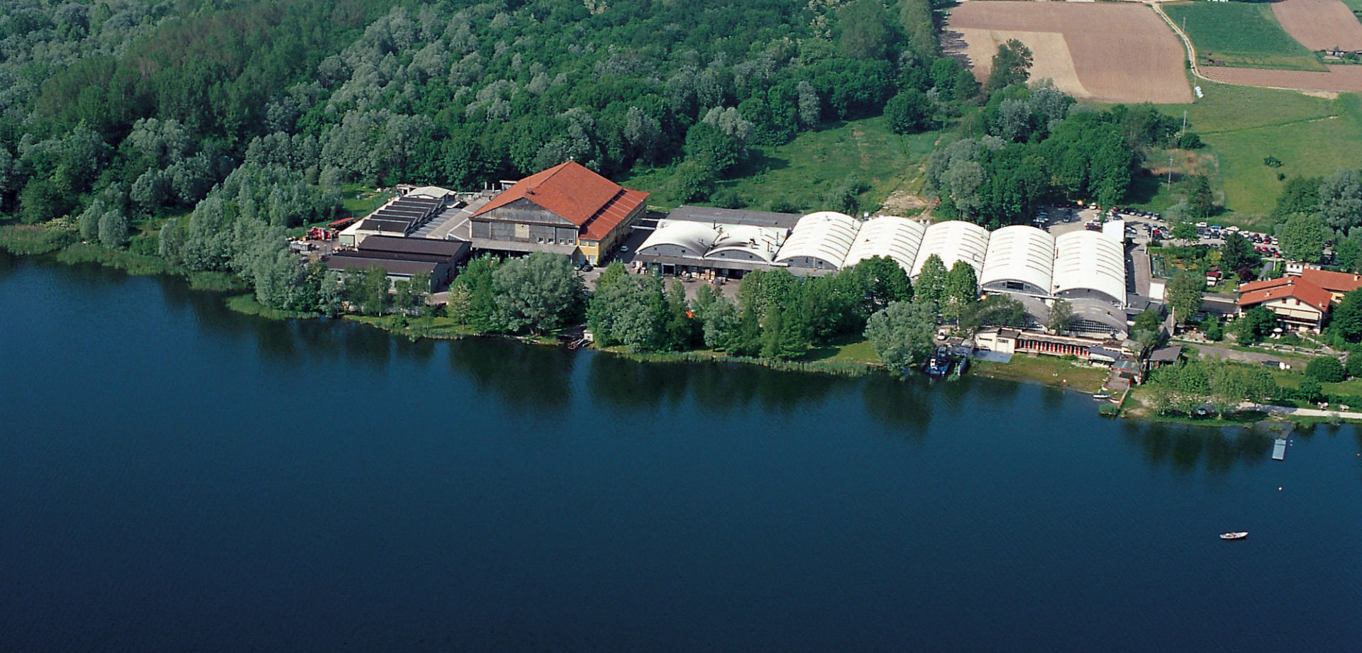 MV Agusta's headquarters in Italy. Photo courtesy of MV Agusta.